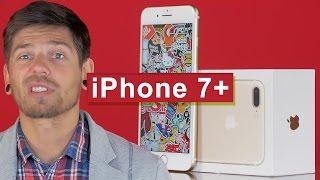 видео Купить iPhone 7 plus 256GB Red (Айфон 7 плюс 256 Гб красный) в интернет-магазине IPPY.RU