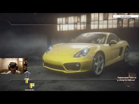 [10/03/17, stream rec] Need For Speed Rivals - Porsche Cayma