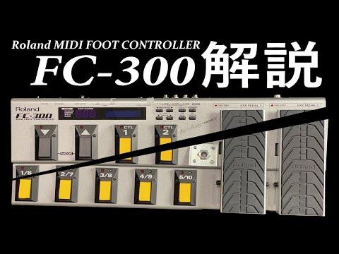 Roland MIDI FOOT