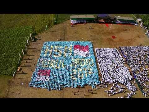 Apel Hari Santri Nasional 2017 - Nurul Jadid Paiton
