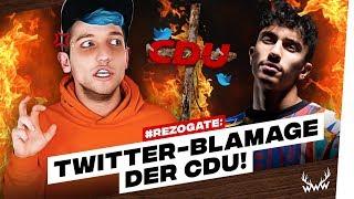 #RezoGate: Twitter-BLAMAGE der CDU! • Rapper kaufen KLICKS?!   #WWW