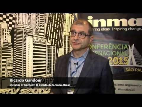 INMA International Media Conference (São Paulo, Brazil) 2015