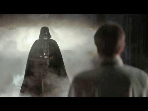 Rogue One: A Star Wars Story | official trailer #4 (2016) Darth Vader