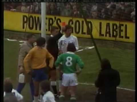 Republic Of Ireland 3 U.S.S.R. 0 - 30/10/1974 - Highlights
