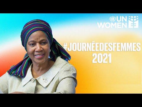 #Journéedesfemmes2021 : Message de la Directrice exécutive d'ONU Femmes