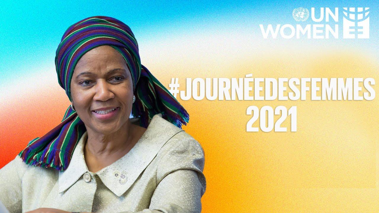 #Journéedesfemmes2021 : Message de la Directrice exécutive d'ONU Femmes  - نشر قبل 14 ساعة