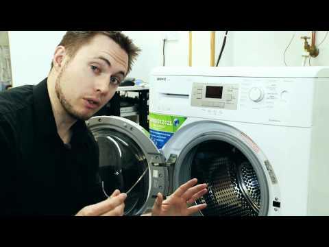 Washing machine repairs: Strange sounds from your washing machine