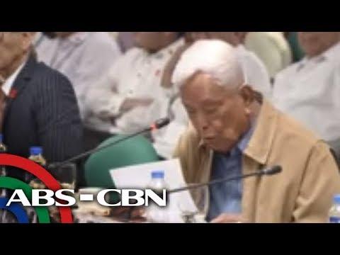 WATCH: Senators deliberate on charter change