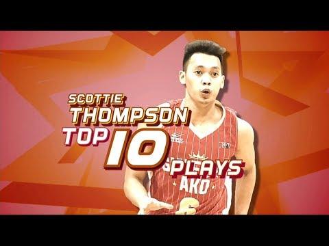 Scottie Thompson Top 10 Plays