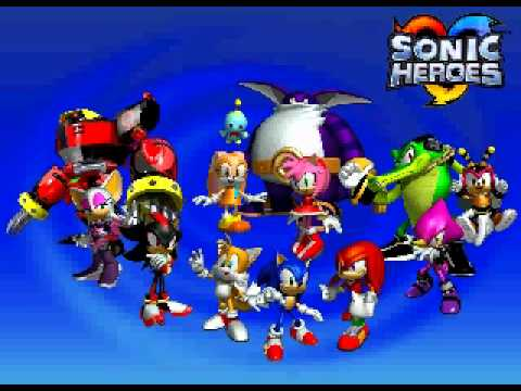 sonic heroes casino park music download