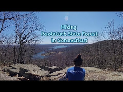 Hiking | Pootatuck State Forest | In Connecticut