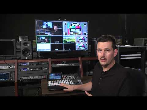Panasonic AV-HS410 Multi-Format Video Switcher - Product Highlight And Review