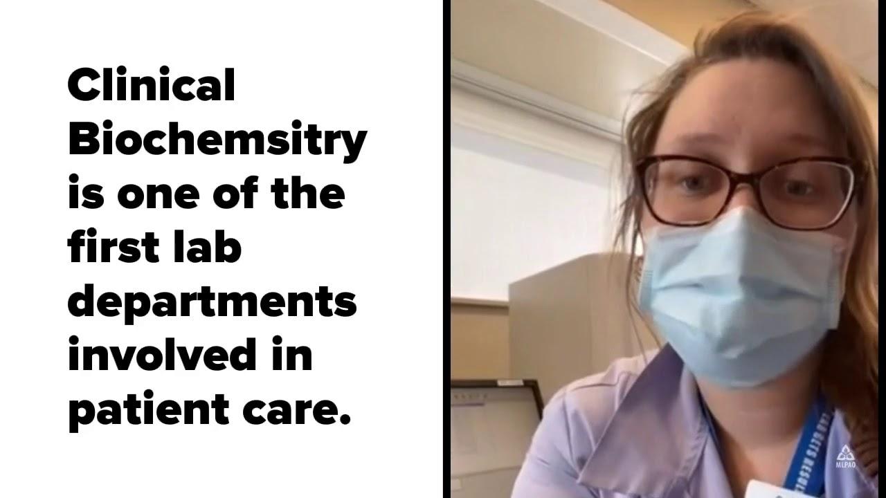 Did You Know? Clinical Biochemistry - MLT Samantha P.