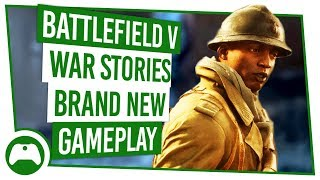 Battlefield 5 War Stories Brand NEW Gameplay! *Spoilers*