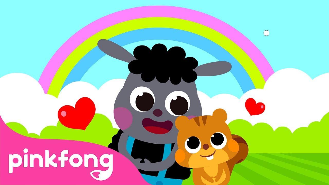 เพลงขอบคุณ   เพลงชีวิตประจำวัน   เพลงเด็ก   พิ้งฟอง(Pinkfong) เพลงและนิทาน