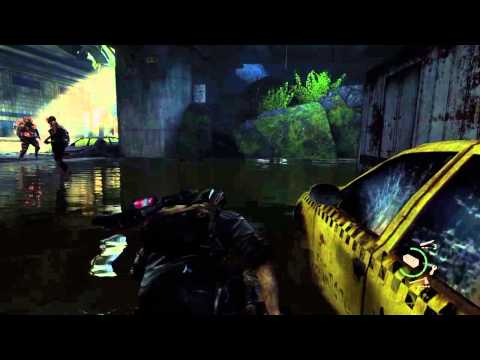 The Last Of Us: Sneak Past Double Bloaters In Salt Lake City Tunnel (Hard)