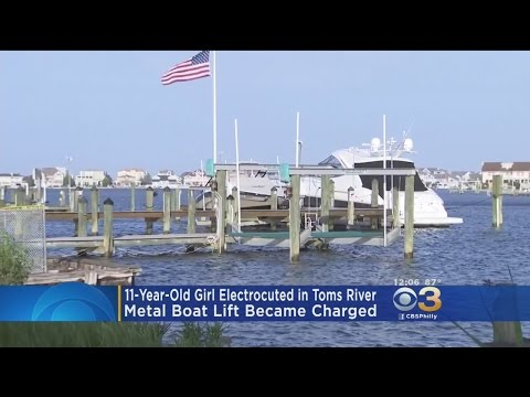 Community Mourns Death Of 11-Year-Old Girl Electrocuted In Toms River