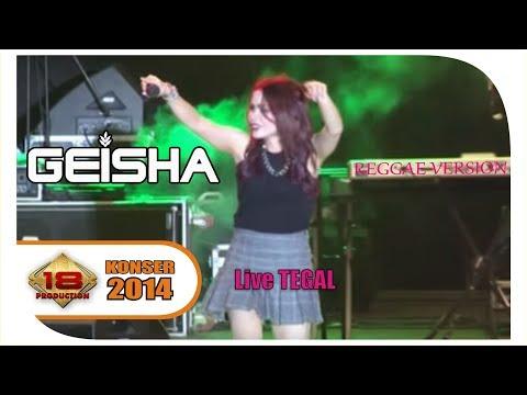 "REGGAE VERSI "" GEISHA "" -  SELALU SALAH (LIVE KONSER TEGAL 8 NOVEMBER 2014)"
