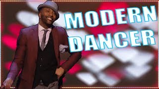 Best Of Modern Dancing Joseph Hall Incredible Dance Moves  Britainand39s Got Talent Dancing