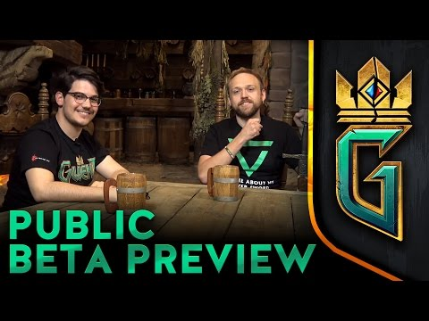 GWENT: THE WITCHER CARD GAME | PUBLIC BETA PREVIEW