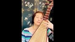 Wu Man 吴蛮 即興solo pipa