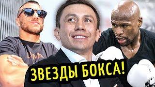 Важное обращение Головкина и Звезд Бокса Мейвезер Учит Защите Ломаченко Раскритиковали