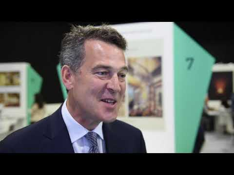 Matthew Dixon, area managing director, Corinthia Hotels