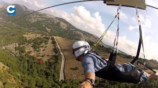 Rocca Massima: Fly in the Sky