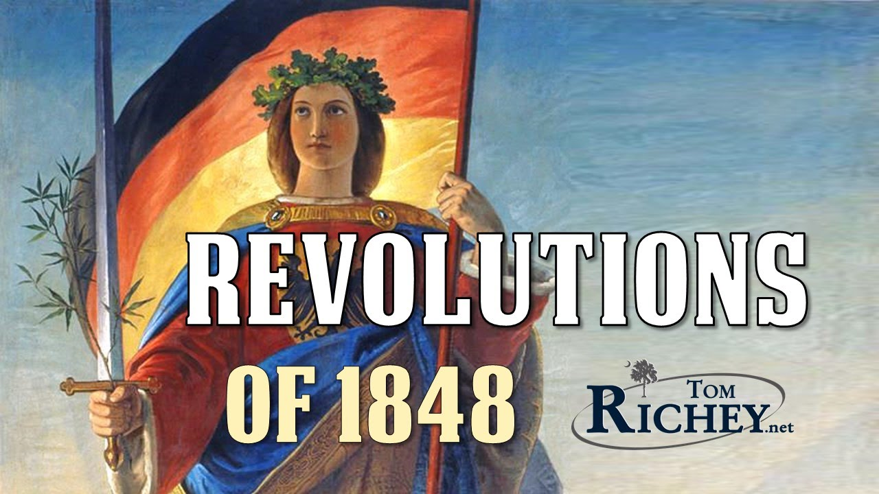 a history of the revolutions in europe in 1848 Outline of history fc119: nationalism and its impact in europe (1848-1914) flowchart and 1840's, the most severe being the revolutions of 1848.