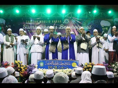 Tambakberas Bersholawat di PP. Bahrul Ulum Tambakberas Kab. Jombang