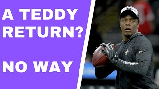 Why Teddy Bridgewater will NOT be an option for the Minnesota Vikings next year [Purple Daily]