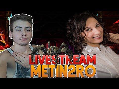Se merita jucat Metin2 Ro pornind de la 0? Provocare pentru Flay! Dual live stream