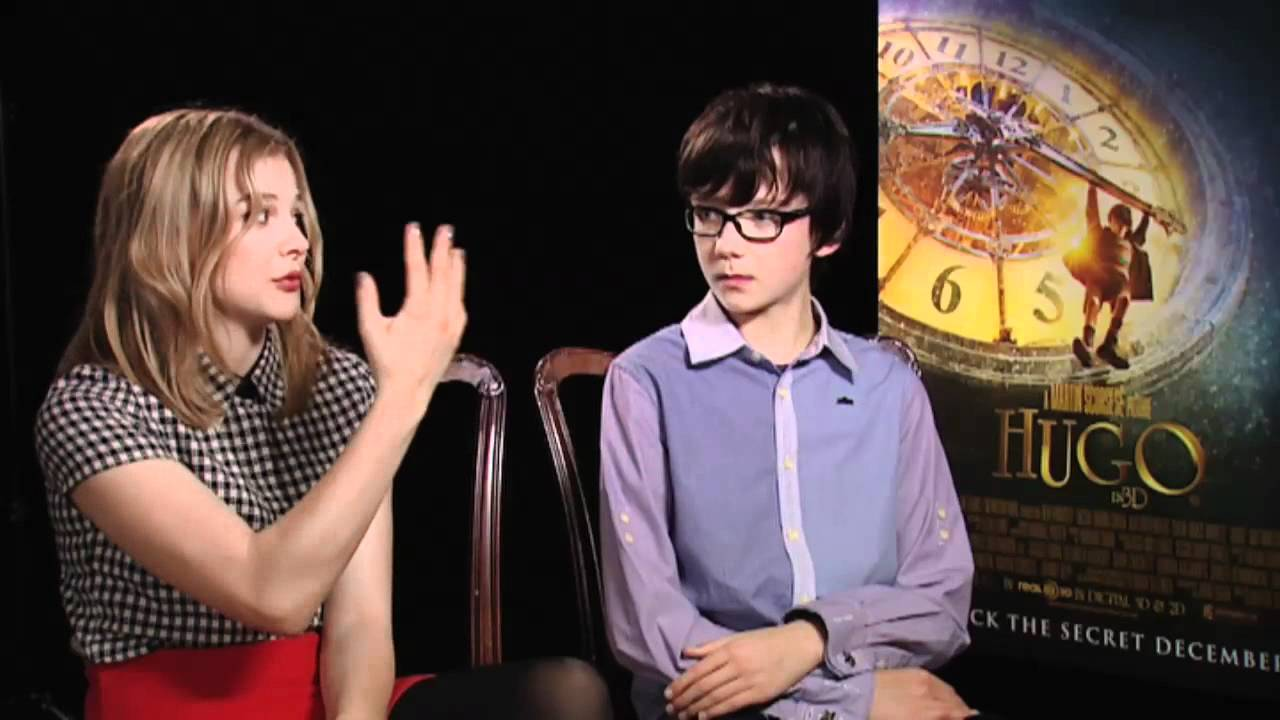 Asa Butterfield And Ch...