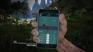 Lançamento Ark Survival Evolved Mobile