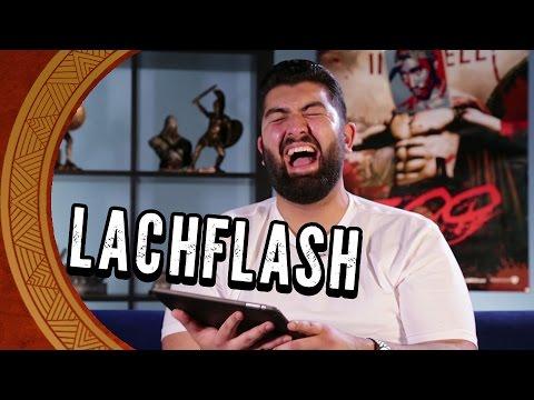 Lachflash über lustige Fans - Faisal Kawusi kommentiert Kommentare