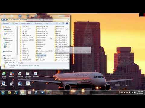 How to Make FSX AI aircraft Flyable