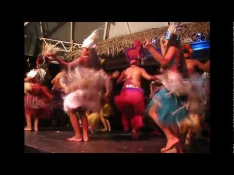 Te Korero Maori Dance Group