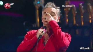 Repeat youtube video Morrissey - I Know It's Over - Viña 2012