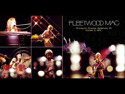 Fleetwood Mac Live At The Ultrasonic Studios, Heampstead, New York - 1974 (audio Only)