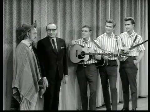 Jack Benny and the  Kingston Trio 1/29/65