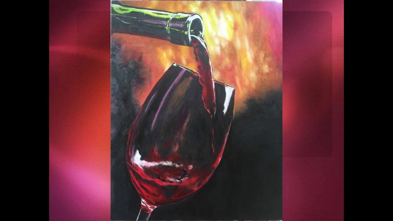 Unas copas de vino a su salud - 1 4