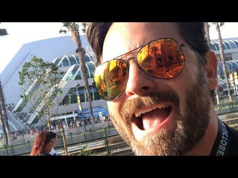 Download Comic-Con 2018 Preview Night FULL Walkthrough!