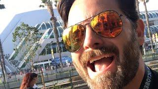 Comic-Con 2018 Preview Night FULL Walkthrough!