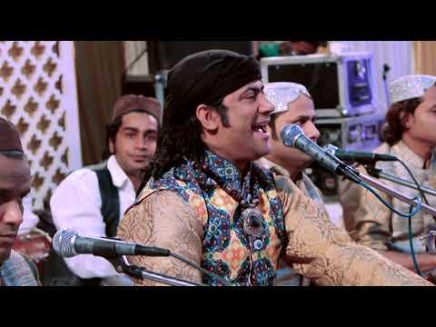 Hamsar Hayat Nizami  Hazrat Nizamuddin Qawwali Program