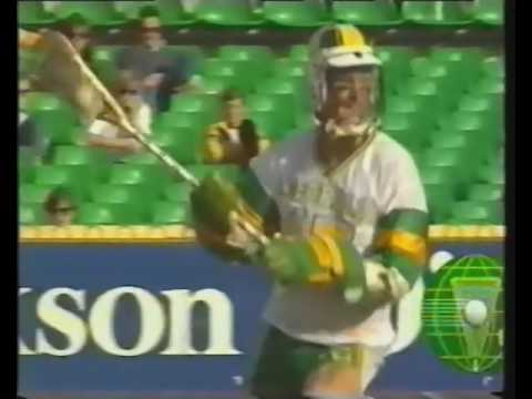 1990 Lacrosse World Series - Bronze Medal Playoff - Australia v England, Perth, Australia