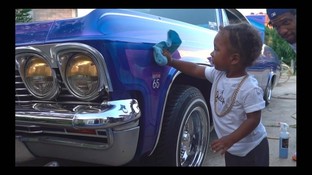 Curren$y & Harry Fraud - Gold & Chrome [Official Video]