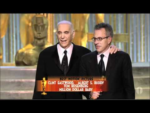 Million Dollar Baby Wins Best Picture: 2005 Oscars