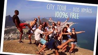 Caminhos City Tour - Dois Irmãos - 100% Free - Rio de Janeiro