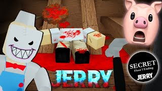 ROBLOX JERRY SECRET ENDING.. [Floor 1]