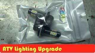 Oedro LED 881 ATV Headlight Review